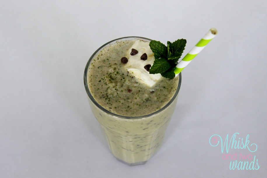 "Shamrock Smoothie, Aka ""Liquid Luck"" Recipe — Dishmaps"