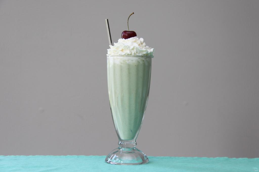 milkshake spiked samoa milkshake coconut shake coconut shake ...