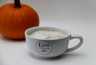 Pumpkin Protein Latte (update) WM blog