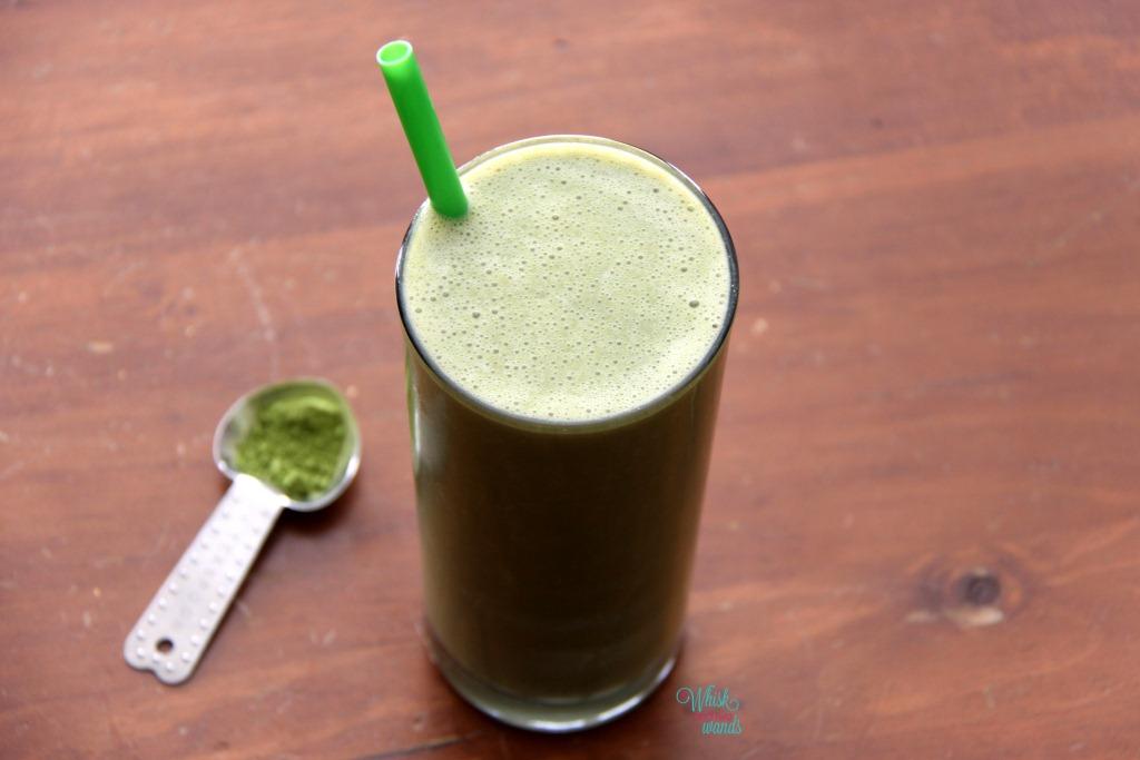 Matcha Green Tea Malted Milkshake Recipes — Dishmaps