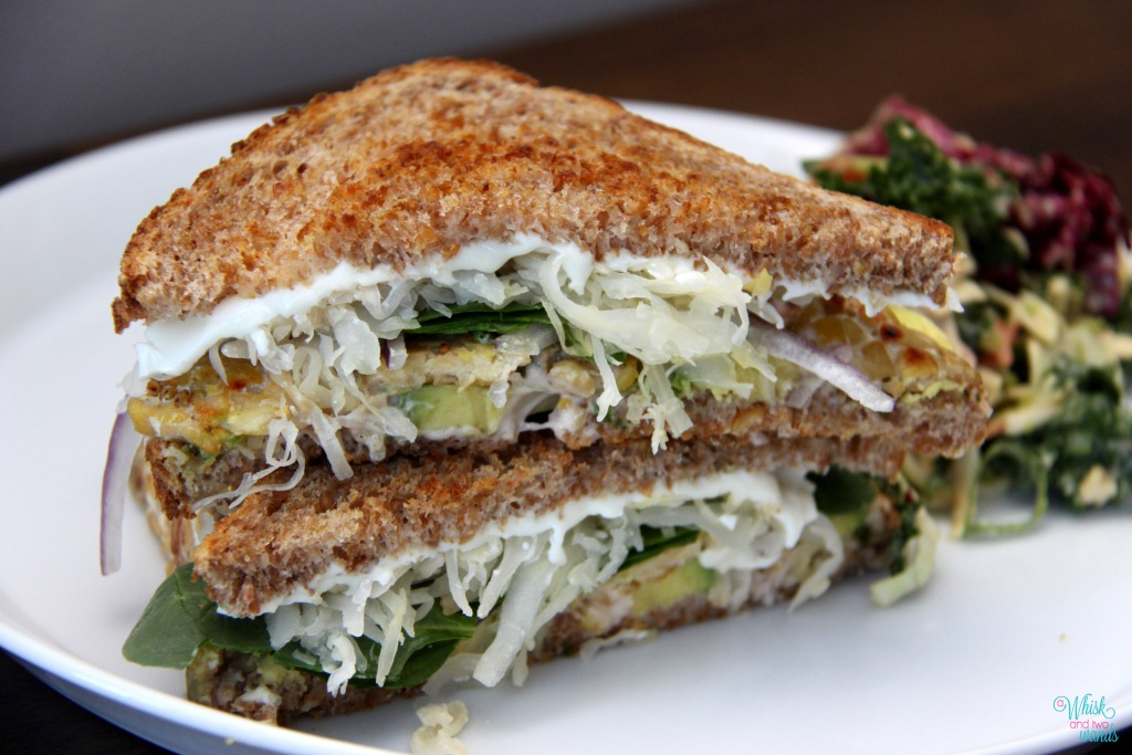 Thrive, Plant-based, Reuben Sandwich and Thrive Energy Cookbook ...