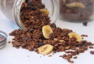 Chocolate PB Banana Granola1 WM Blog