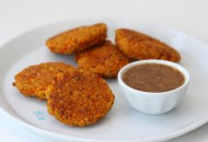 Carrot Quinoa Nuggets