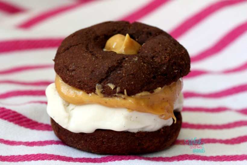 Ice Cream Sandwich So Delicious Vanilla Bean Coconut Milk Ice Cream ...