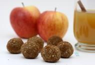 Cinnamon Apple Power Balls