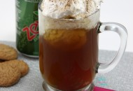 Gingersnap Cream Float