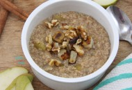 Perfect Pear Porridge