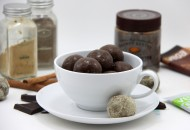 Chocolate Chai Power Balls