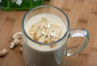 Maple Maca Cashew Smoothie