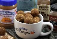 PSL (Pumpkin Spice Latte) Power Balls