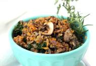 Savory Sweet Potato Porridge