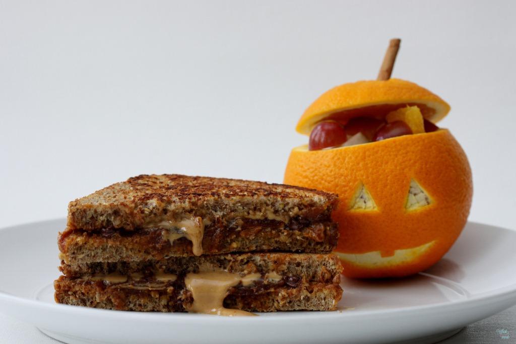 Pumpkin PB Sandwich1 WM Blog