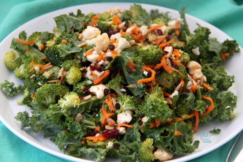Detox Salad Remix