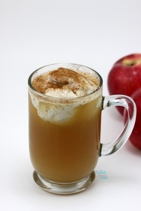 Apple Cider Float WM2