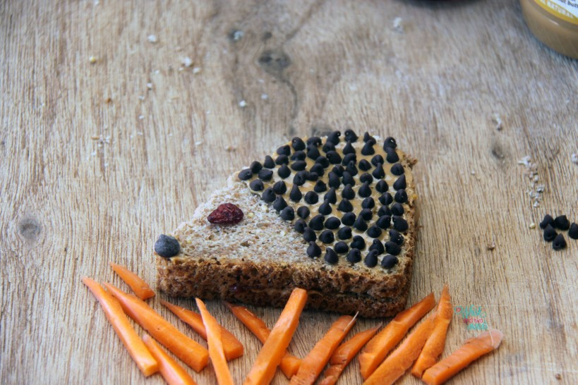 Hedgehog PB&J