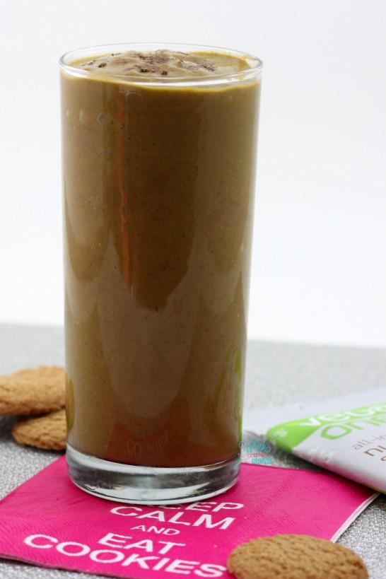 Gingersnap Protein Shake