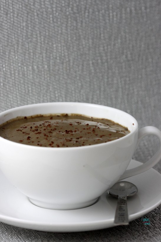 Mocha Protein Chia Porridge