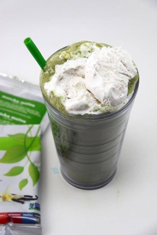 Matcha Protein Shake