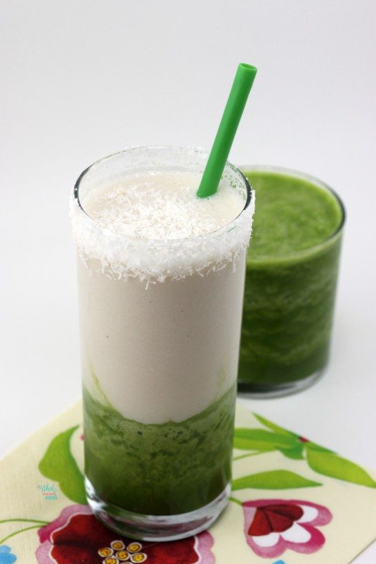 Spring Ahead Smoothie