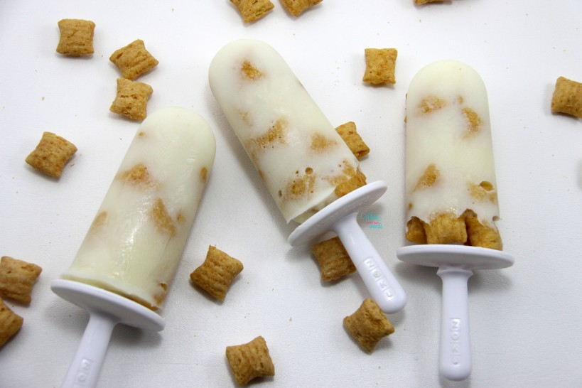 Puffins Cereal Pops (vegan version)