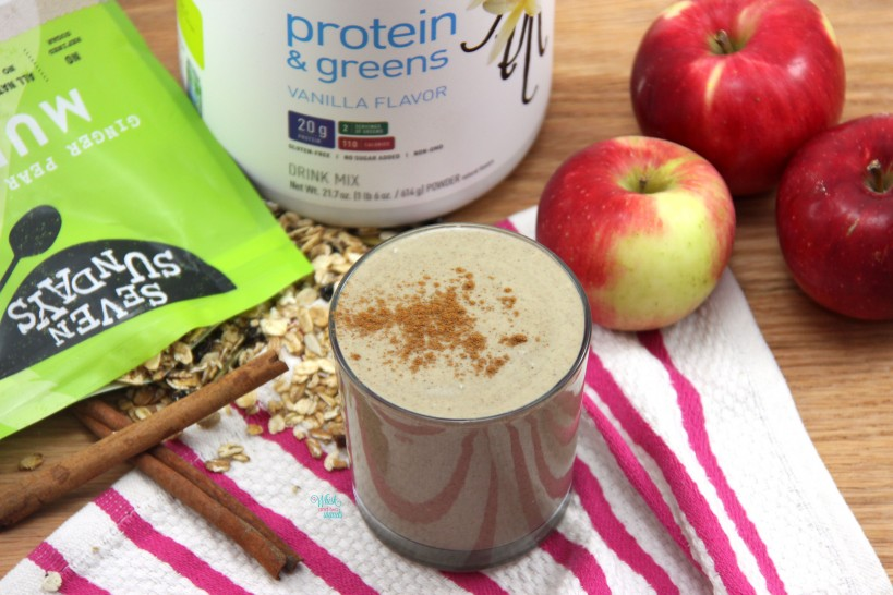 Easy as Apple Pie Smoothie