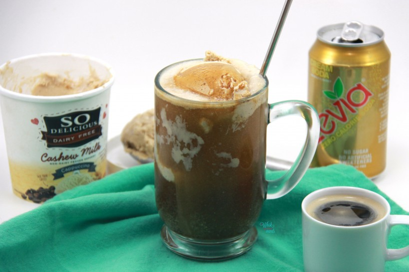 Sparkling Coffee Float