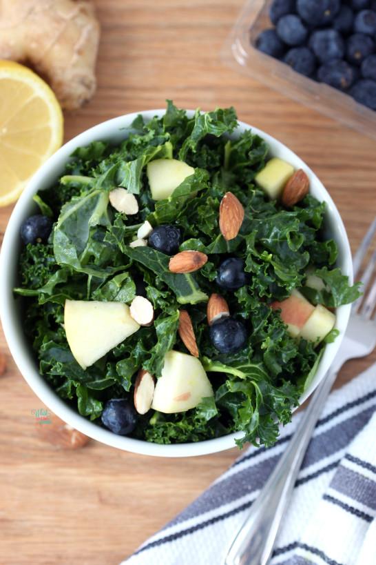 Genie In A Bowl Salad