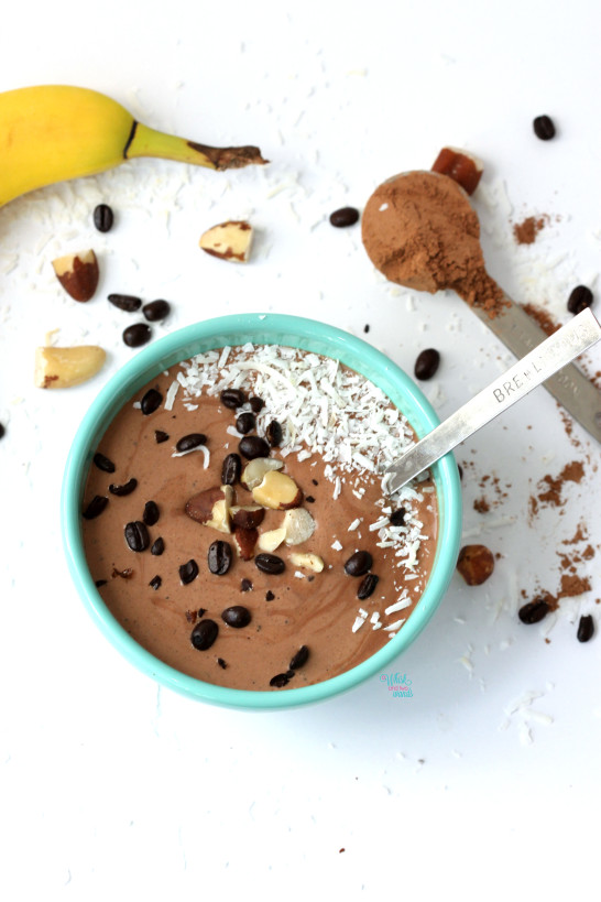 Cacao CocoNUT Smoothie Bowl