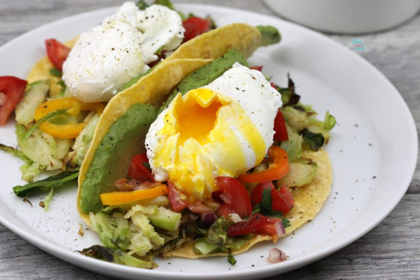 Brusselin' Breakfast Tacos