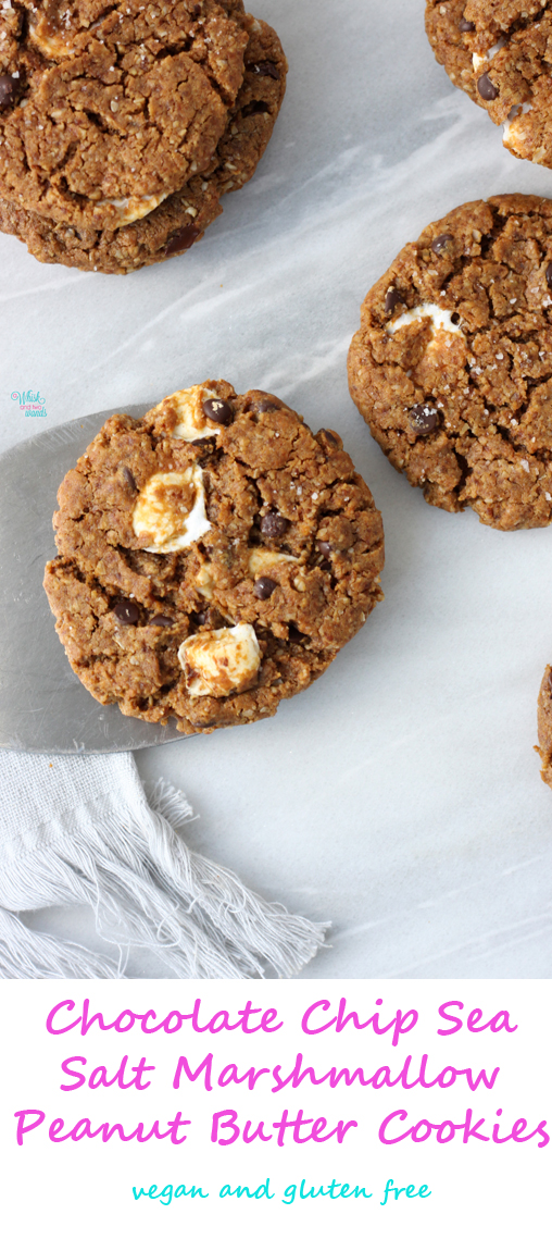 PB Sea Salt Chocolate Marshmallow Cookie PIN
