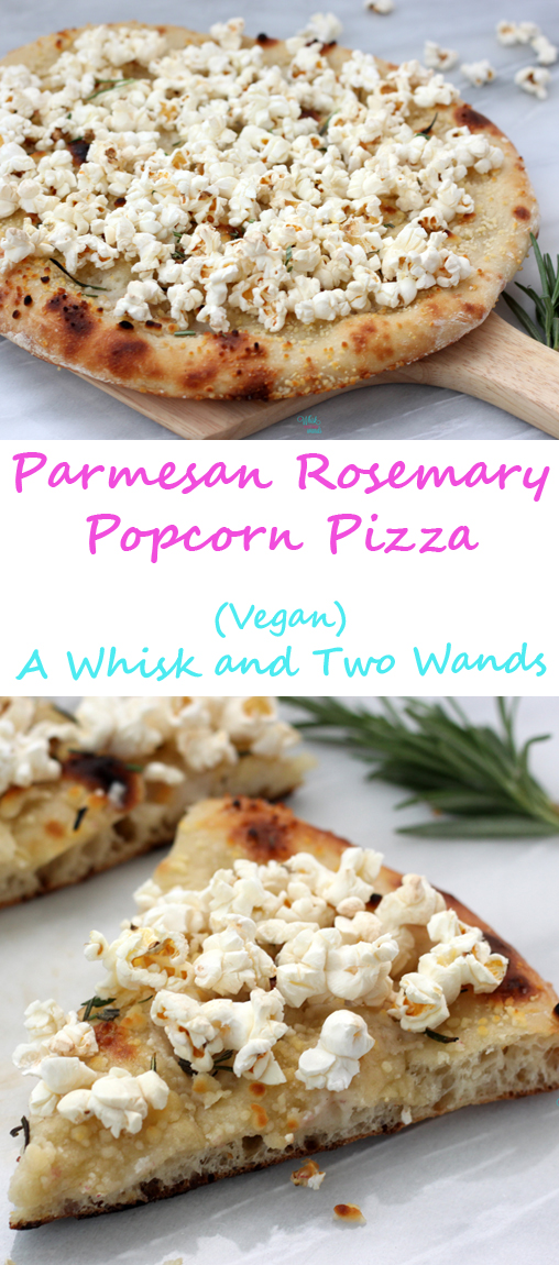 Parmesan Rosemary Pizza Pin