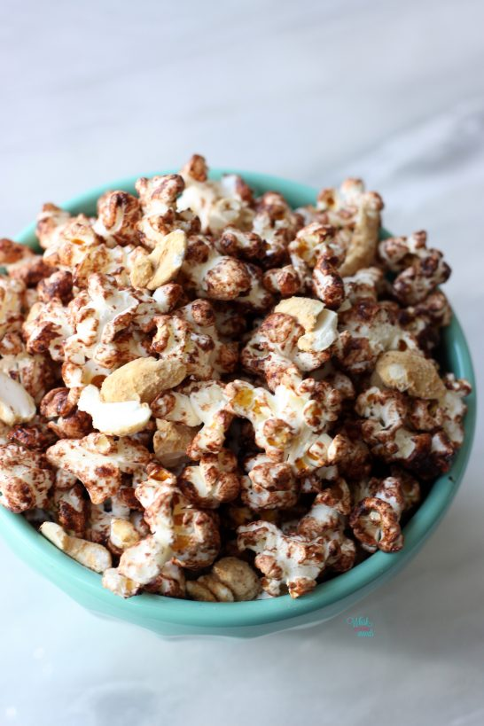 Maca Maple Cashew Popcorn WM