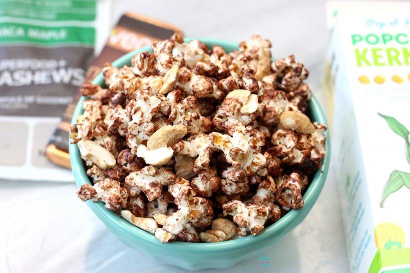 Maca Maple Cashew Popcorn WM4