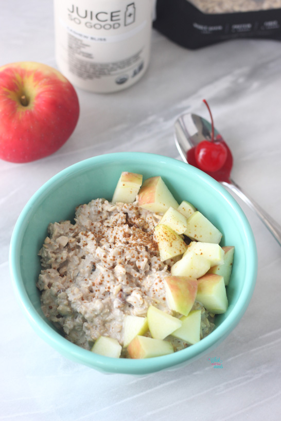 Minne Apple Muesli