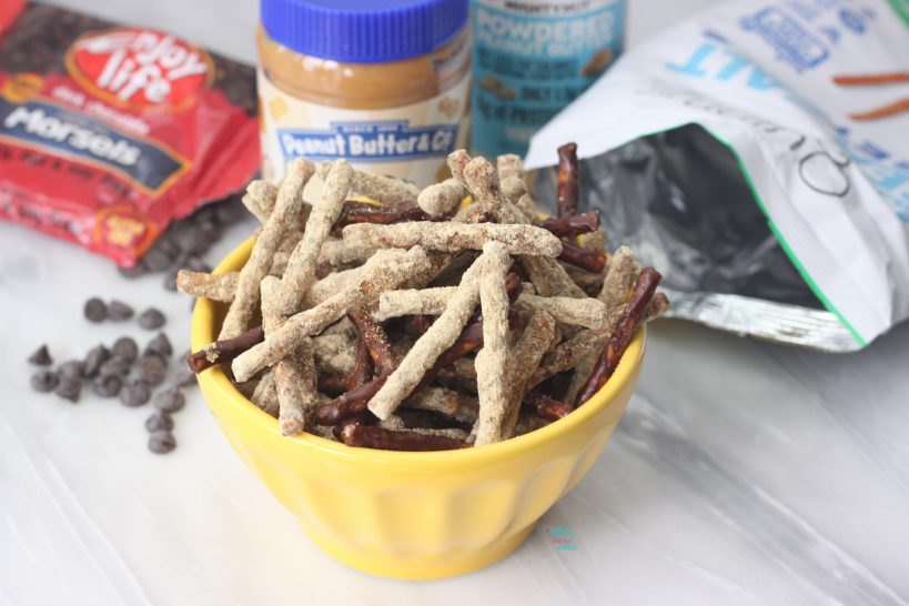 Sticks and Bones Snack Mix