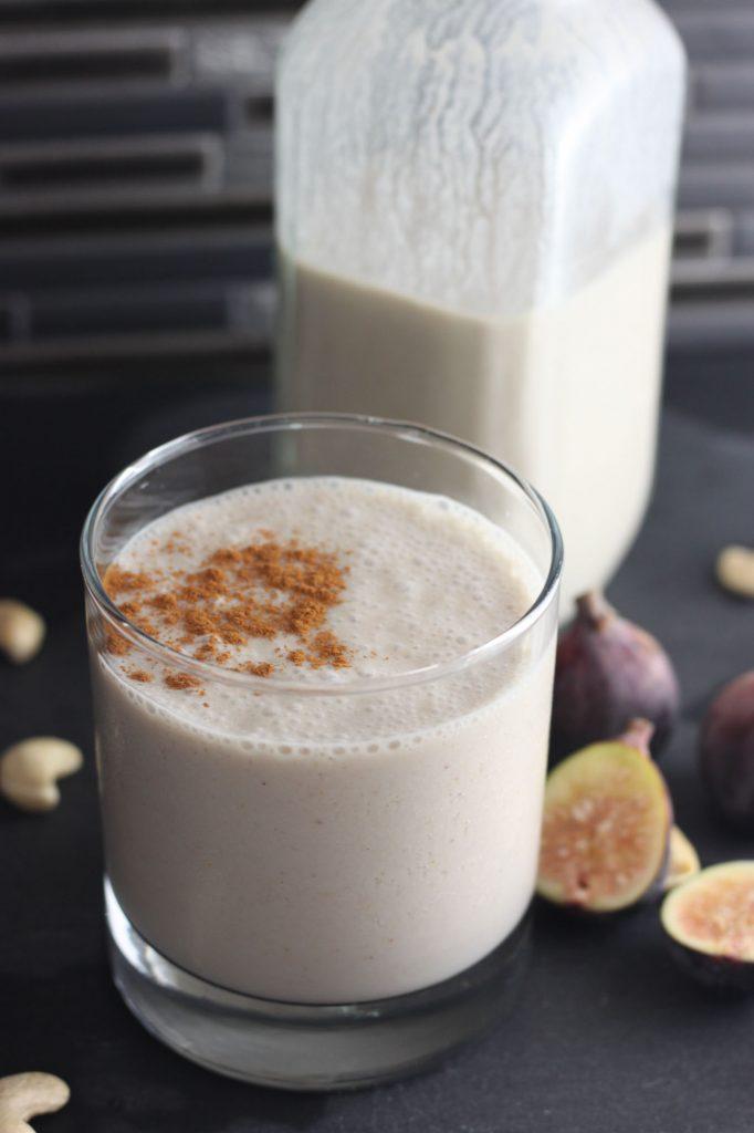 Fig Nut Milk