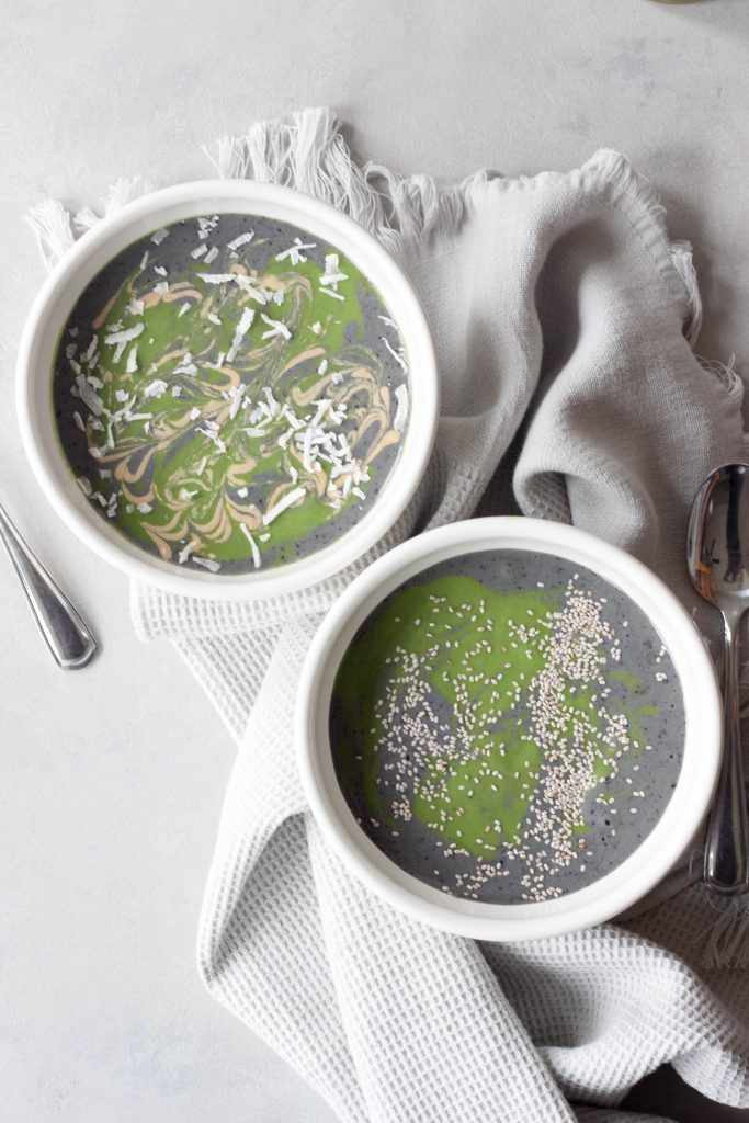A Whisk and Two Wands, Earth Day Smoothie Bowl