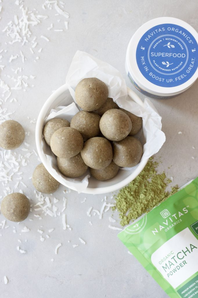 You've Met Your Matcha Balls, A Whisk and Two Wands