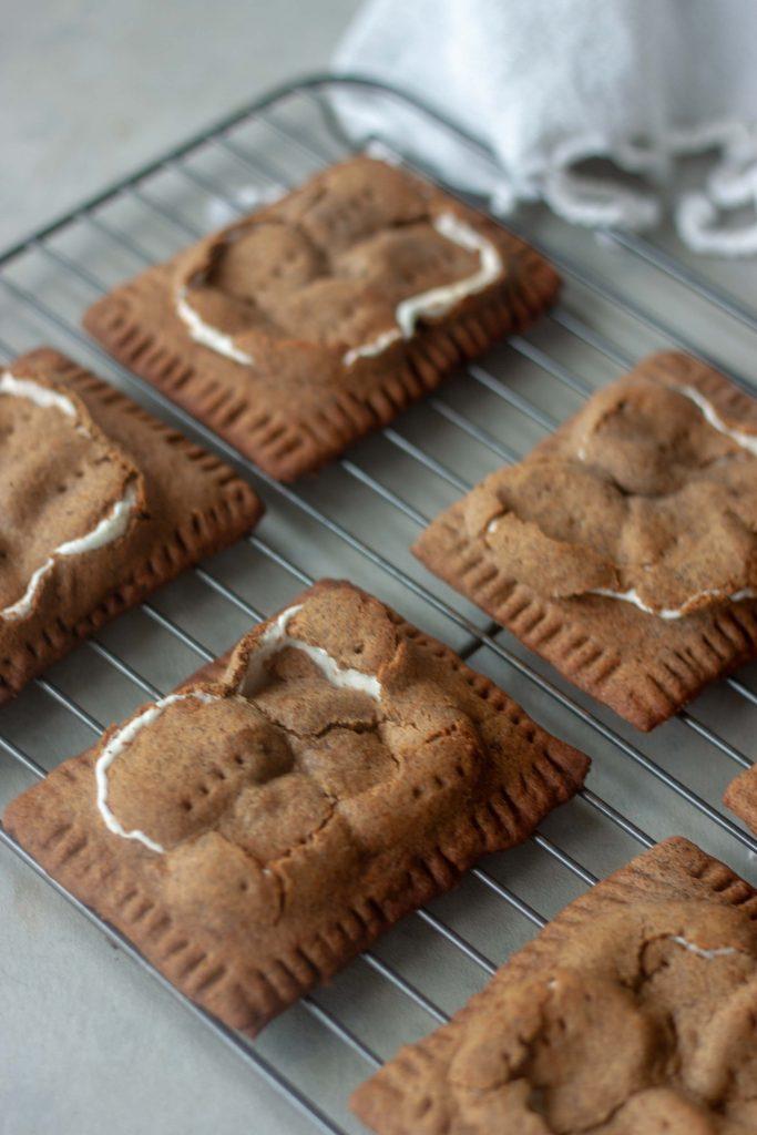 Gluten Free Vegan S'mores Pop Tarts