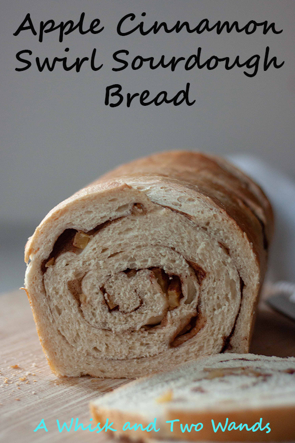 With only a few simple ingredients and a little patience you can make simple delicious Apple Cinnamon Swirl Sourdough Bread! Not only does it taste simply amazing but you will feel like a master chef after you conquer this what might seem intimidating recipe that is easier than you think and be the envy of friends and family!