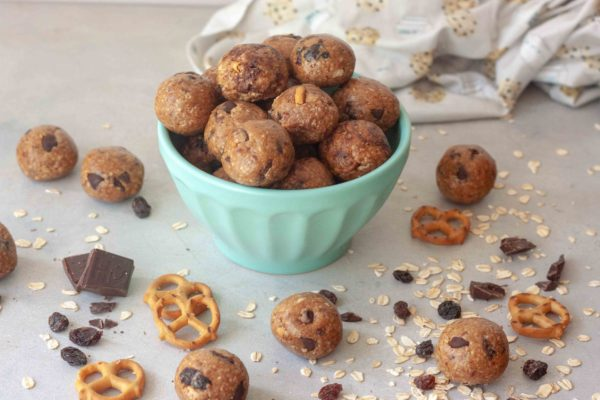Milk Monster Cookie Dough Bites